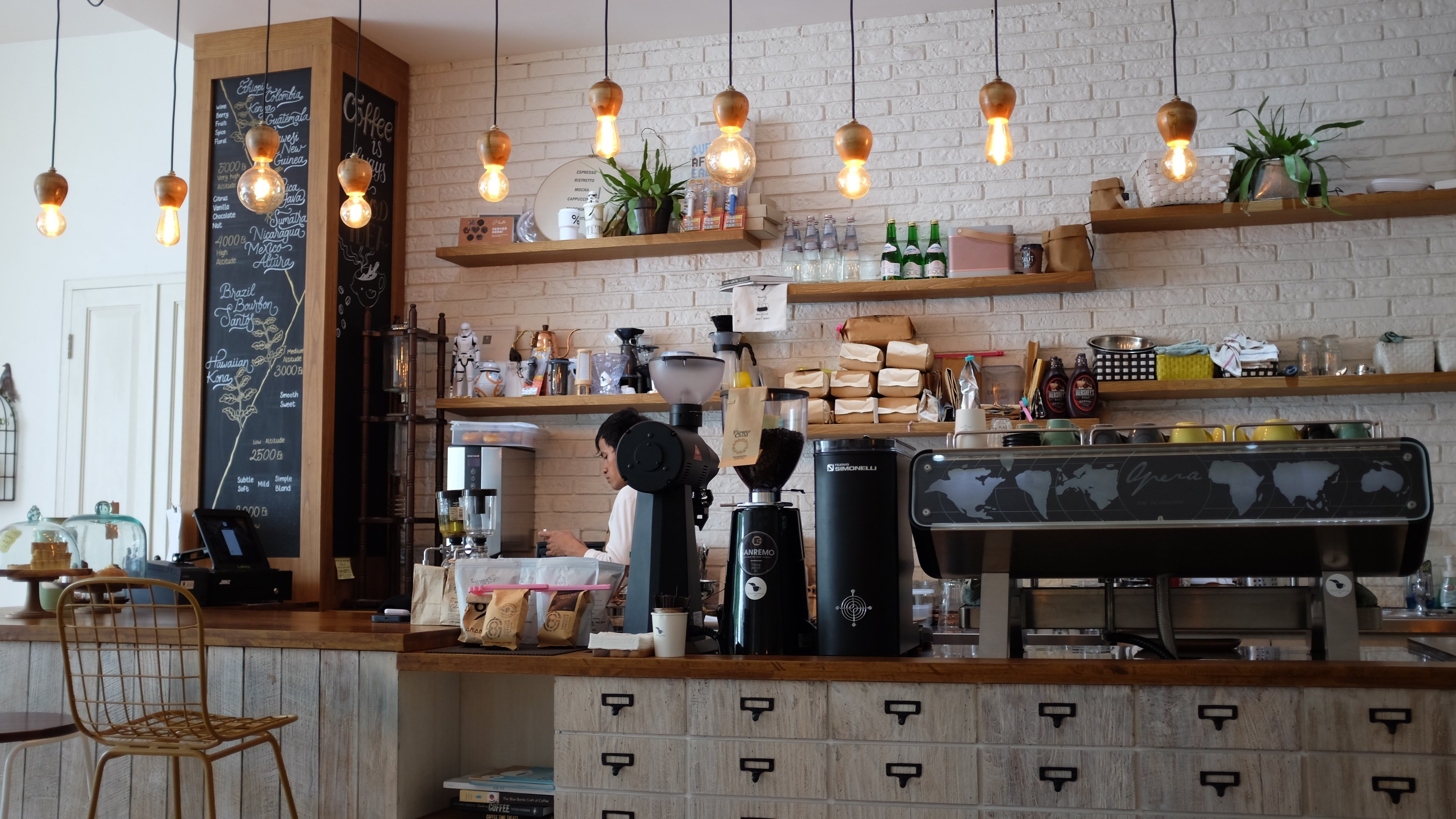 4 Tech Must-Haves for Every Coffee Shop or Cafe